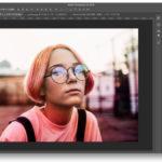 Photoshopテク★ 髪の毛の色を一瞬で変える方法!