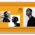 Adobe XD : 写真ギャラリーに動きをつけるだけで最高におしゃれ。