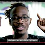 Adobe  Createive Recidencyプログラムがアツい!未来のスター発掘やね。